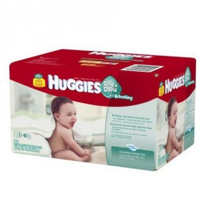 HUGGIES® One & Done® Baby Wipes, Refill 504 count婴儿湿纸巾