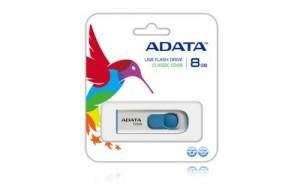 ADATA AC008-8G-RWE 8GB USB2.0 Flash Drive U盘