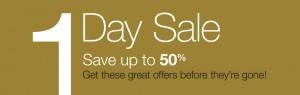 Staples 1 Day Sale 12种选定产品半价起