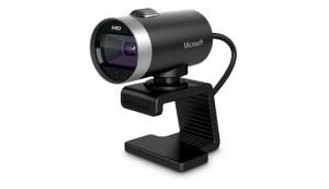 Microsoft Lifecam Cinema 720p 16:9 HD Webcam梦剧场自动对焦语音降噪高清摄像头