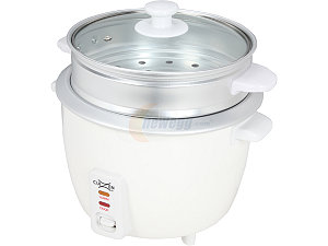 CuiZen 16-Cup Rice Cooker with Steam Tray带蒸笼电饭煲