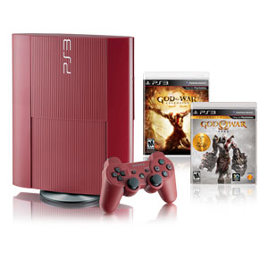翻新PLAYSTATION® 3 GOD OF WAR: ASCENSION LEGACY BUNDLE游戏机