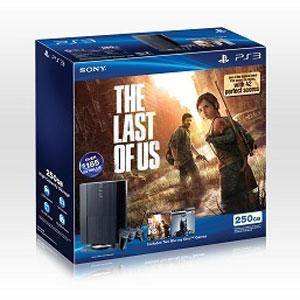 翻新PS3 250GB THE LAST OF US HARDWARE BUNDLE游戏机