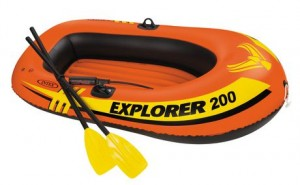 Intex Explorer 200 Boat Set充气划艇