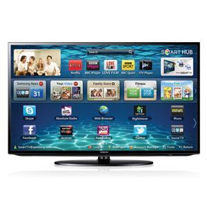 """翻新SAMSUNG EH5300 32"""" 1080P LED SMART TV智能电视"""