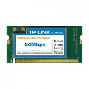 台式机无线上网卡TP-LINK 54Mbps Wireless Mini PCI Adaptor