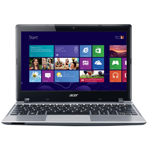 "展示品ACER ASPIRE ONE笔记本AO756-2894 11.6"" LAPTOP WITH INTEL CELERON B847, 320GB HDD, 4GB RAM"