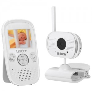 Uniden Lullaboo 152.4m Video Baby Monitor双向音频婴儿监视器