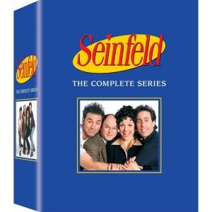 Seinfeld《宋飞正传》喜剧DVD全集 曾被评史上最伟大电视节目3.3折 48.99元限时特卖并包邮!