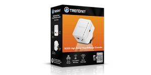 TRENDnet Wireless N 300 Mbps Easy-N-Range万用插头无线信号延伸器