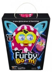 讲英语的电子宠物FURBY BOOM菲比精灵