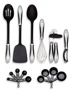 Farberware® 15pc Tool & Gadget Set厨房用具15件套
