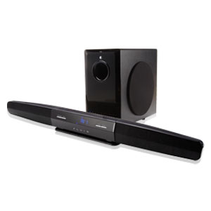 翻新FLUID WIRELESS TV SOUNDBAR WITH SUBWOOFER
