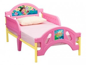 Dora Toddler Bed童床
