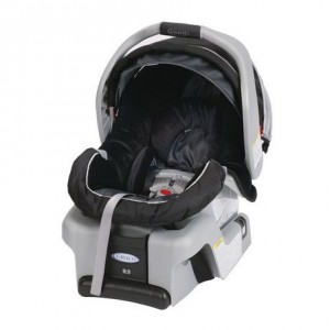Graco SnugRide® 30 Infant Car Seat Metropolis婴儿安全座椅