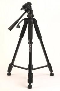 POLAROID 57英寸(1.45米)相机三脚架