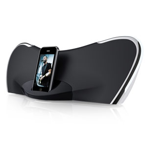 翻新COBY BUTTERFLY DIGITAL SPEAKER SYSTEM FOR IPOD AND IPHONE