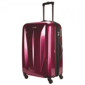 Samsonite Tech Series 4-Wheeled Spinner24寸可扩展行李箱