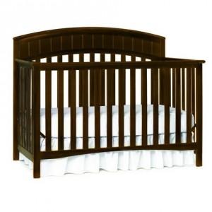 Graco Charleston Convertible Crib可调式婴儿床