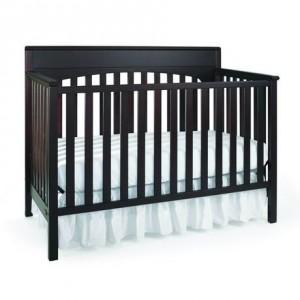 Graco Lauren Convertible Crib Espresso多功能婴儿床