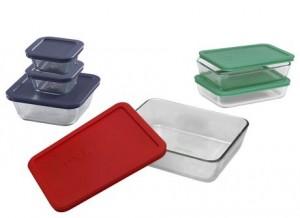 Pyrex® Simply Store™ 12件套玻璃保鲜盒