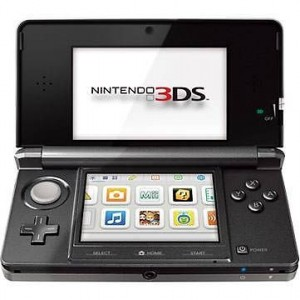 Nintendo 3DS Portable Gaming Console