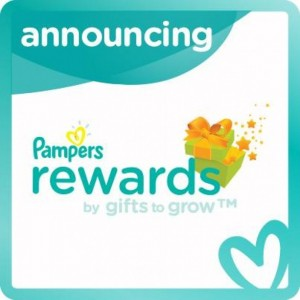 Pampers Rewards帮宝适免费成长积分