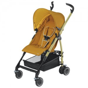 Maxi-Cosi Mila Full-Sized Stroller