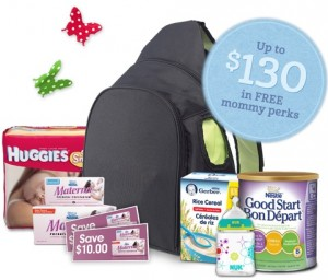 加入Nestle Baby Club赠送妈妈包、奶瓶、奶粉等试用装及折扣券