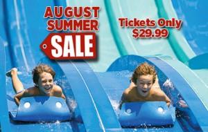 Canada's Wonderland门票一天特卖,仅限8月7日!