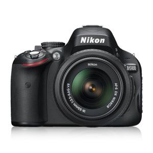 NIKON D5100 DIGITAL SLR CAMERA单反相机