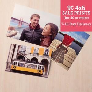 Blacks冲印6寸照片50张起每张9分,店内取货免邮