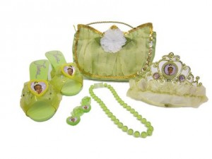 Disney Princess Royal Accessory Set (Tiana)