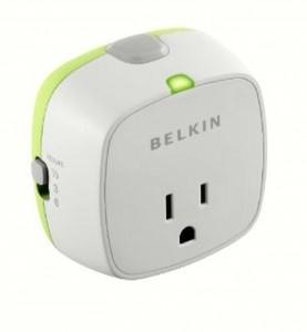 Belkin Conserve Socket Power Saving Device节能定时插座