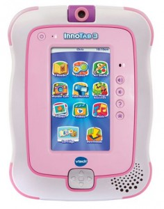 VTech InnoTab 3 The Learning App Tablet Pink儿童平板电脑