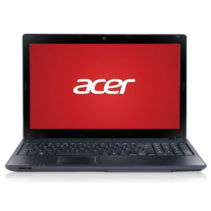 "翻新ACER ASPIRE AS5742Z-4474 15.6""笔记本电脑WITH INTEL® PENTIUM® P6200, 500GB HDD, 4GB RAM AND WINDOWS 7 HOME PREMIUM"