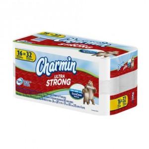 Charmin Toilet Paper 16 Double Rolls双层卫生纸