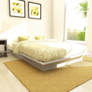 Sonax Plateau Contemporary Double Bed双人床