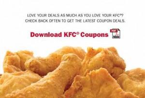 KFC肯德基最新折扣券下载