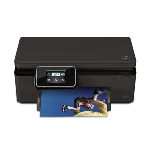 HP Photosmart Wireless All-In-One Inkjet Printer with AirPrint & HP ePrint (PS6520)无线喷墨打印机