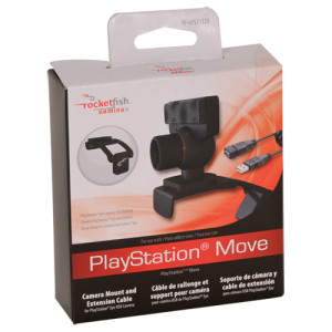 Rocketfish Move Camera Mount with Extension Cable (PlayStation 3)