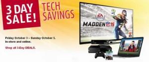 Future Shop三日特卖,指定款电视笔记本相机手机家电等特价销售
