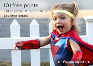 Shutterfly免费冲洗151张6寸照片,仅需支付9.99元邮费,11月1日截止