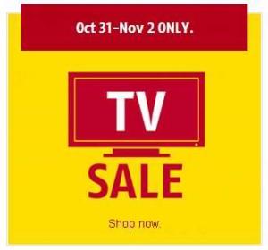 Future Shop电视特卖,店内清仓机型再打9折