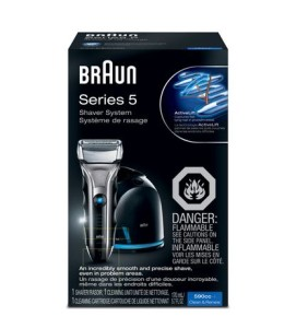 Braun Series 5 590-4 Electric Razor电动刮胡刀