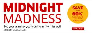 准备了,今晚的The Source Midnight Madness特卖8小时