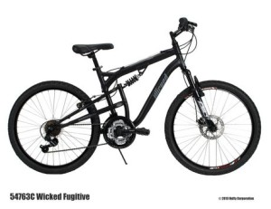 """Wicked Fugitive 24"""" Bicycle变速山地车"""