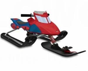 MARVEL® SPIDER-MAN® 'Spark Snow Moto' Sled儿童滑雪车
