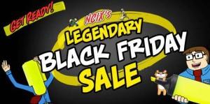NCIX 黑色星期五网购东部时间今晚7点半开始
