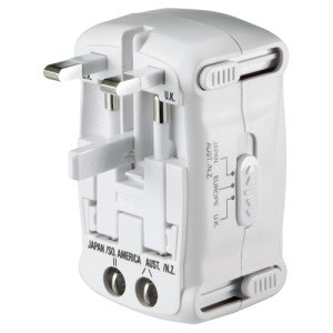 Dynex All-In-One Adapter (DX-TADPT1)万用电源转换插座